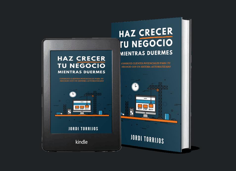 Portada del ebook Haz crecer tu negocio mientras duermes